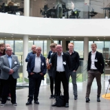 Rundvisning på Arla Innovation Centre i Skejby